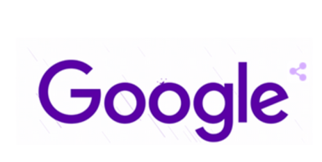 Google purple tears
