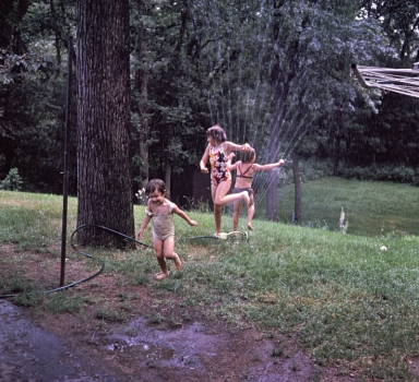 girls summer 1970